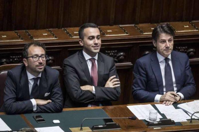 Conte Salvini Bonafede