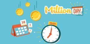 Estrazione Million Day di oggi, sabato 8 maggio 2021: i numeri vincenti