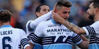 Lazio-Novara, Coppa Italia