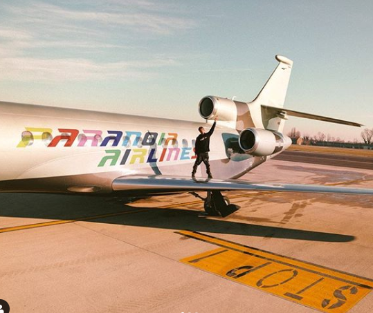 Paranoia Airlines Fedez