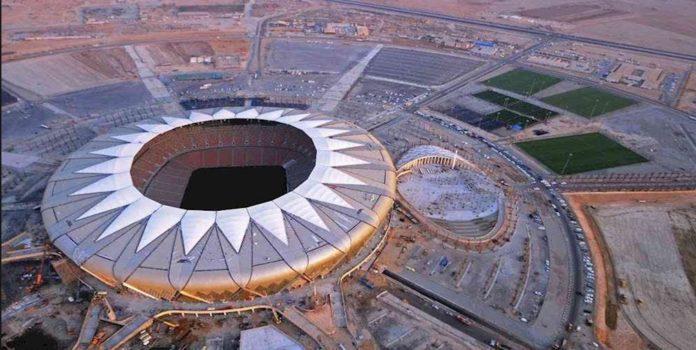 Super Coppa Italia 2018 King Abdullah Stadium