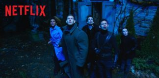 The Umbrella Accademy arriva su Netflix