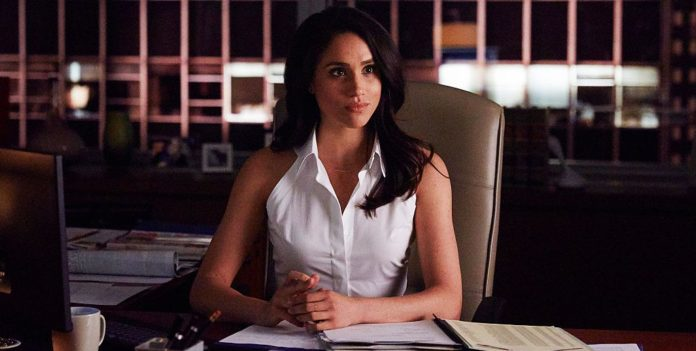 Meghan Markle, Suits