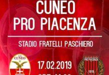 Cuneo-Pro Piacenza, Serie C