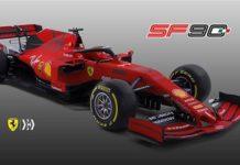 Ferrari, presentazione