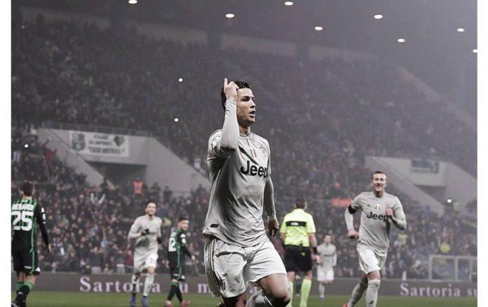 Juventus, Sassuolo-Juventus