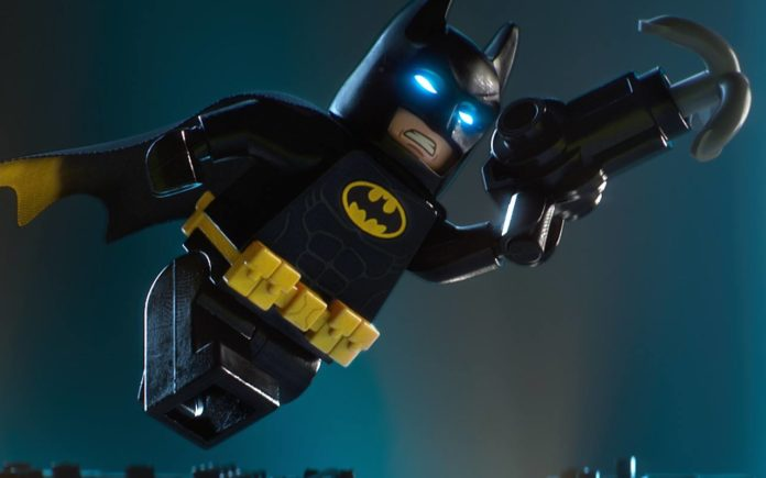 Lego Batman stasera in tv su Italia 1