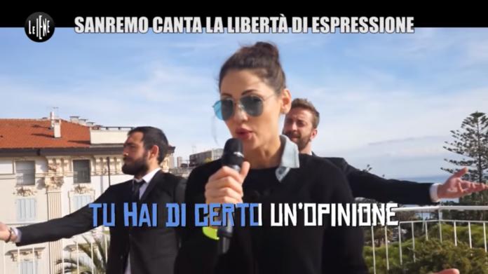 Le Iene Sanremo 2019