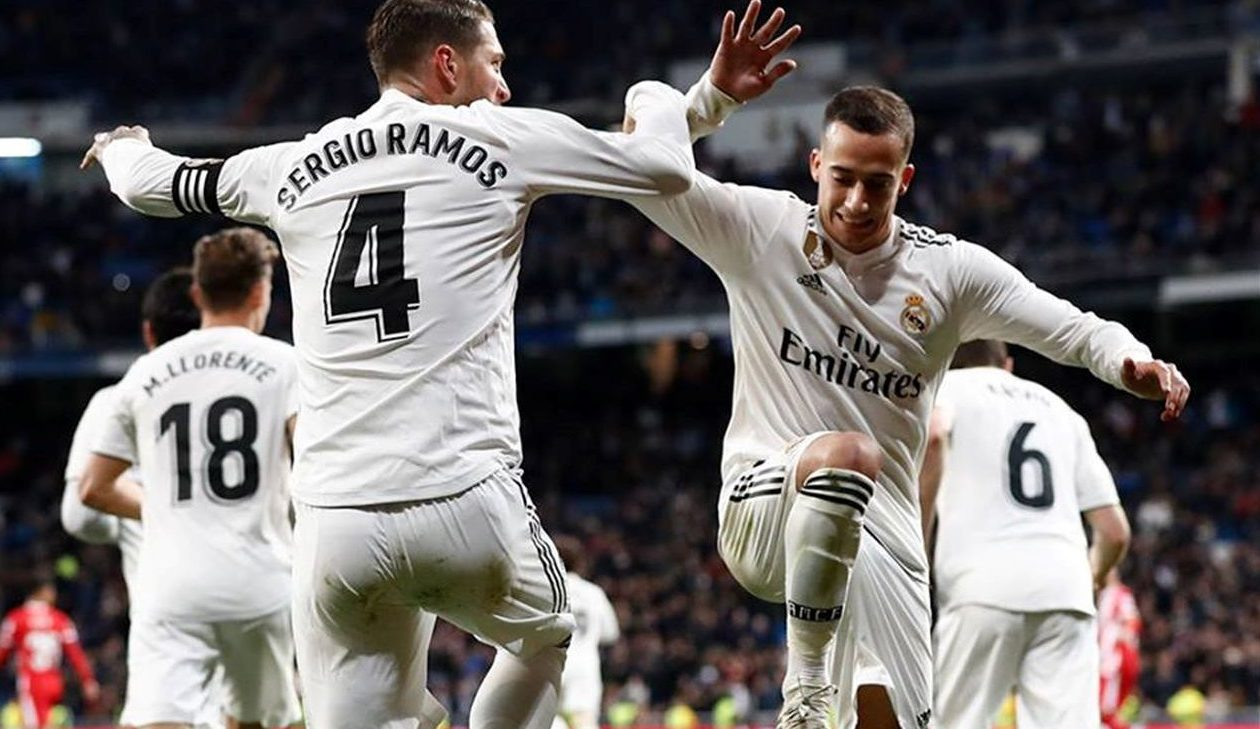 Real Madrid, sergio ramos, Spagna