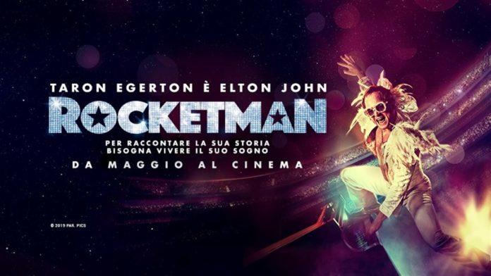 Rocketman, Taron Egerton
