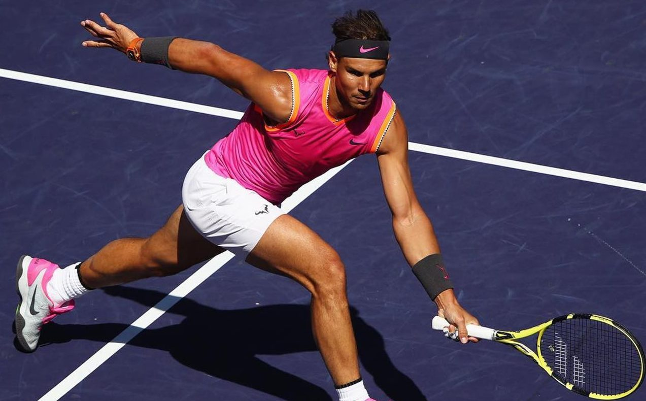 Federer perde la finale di Indian Wells