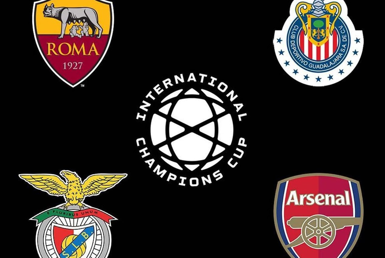 Chivas International Champions Cup Calendario.Roma Svelato Il Calendario Dell International Champions Cup
