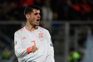 Morata ad un passo dalla Juventus, domani già a Torino