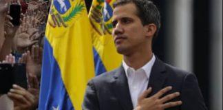 Juan Guaidó presidente incaricato del Venezuela