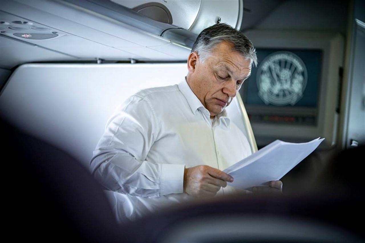 Orbán ungheria