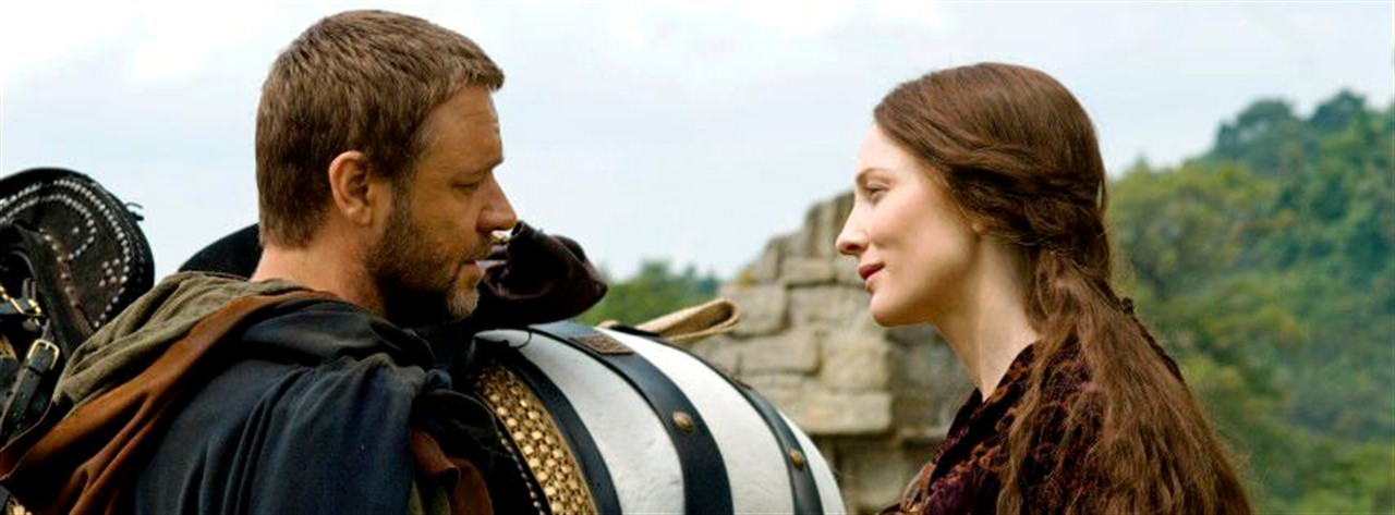 Stasera in tv: Robin Hood con protagonista Russell Crowe