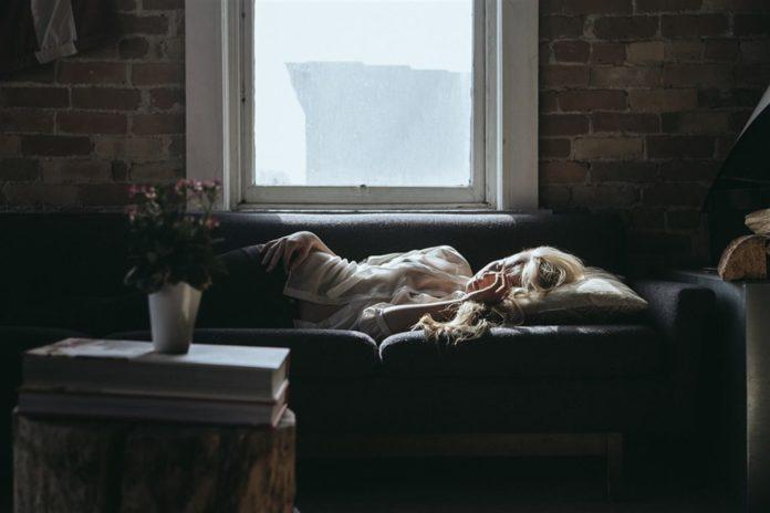 dormire il pomeriggio