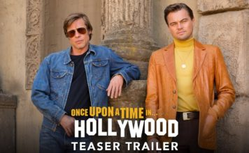 once upon a time in hollywood, tarantino