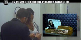 Le Iene, scherzo ad Anna Tatangelo