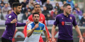 Fiorentina-Frosinone