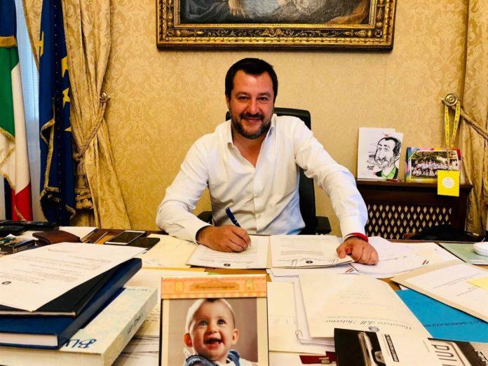 Salvini Autonomia