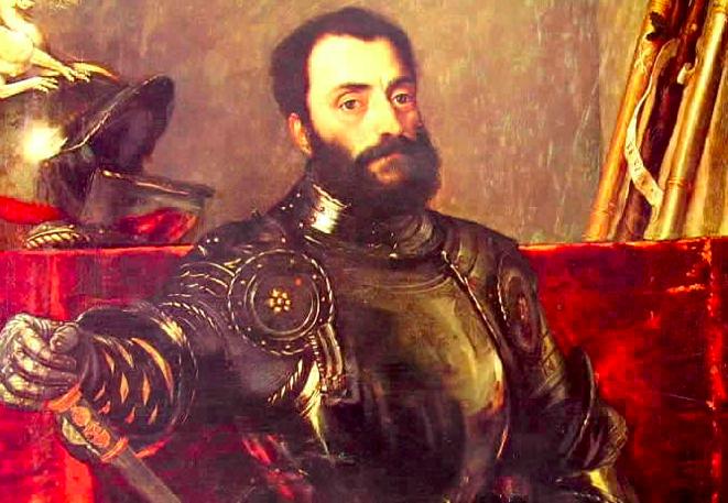 Il Ritratto di Francesco I Della Rovere