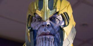 Thanos easter egg