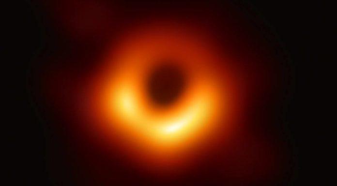 buco nero, spazio