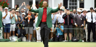 tiger woods, augusta masters