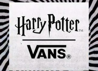 vans, harry potter