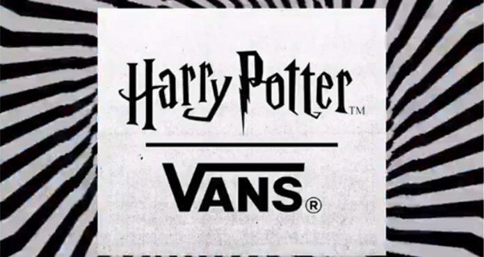vans, harry potter