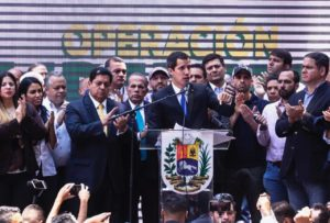 Venezuela, Guaidó si è rifugiato nell'ambasciata francese?