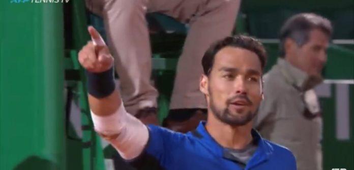 Roland Garros, fognini