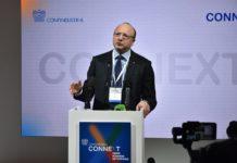 Vincenzo Boccia Confindustria