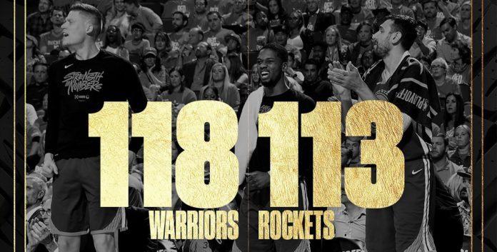 rockets-warriors, playoffs nba