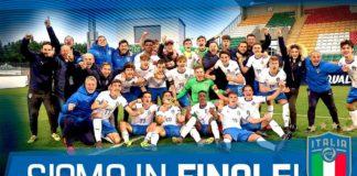 Italia U17, Europeo Under 17