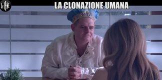 Le Iene, Orlando Puoti clonato