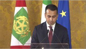 Di Maio propone di eliminare completamente l'IRAP