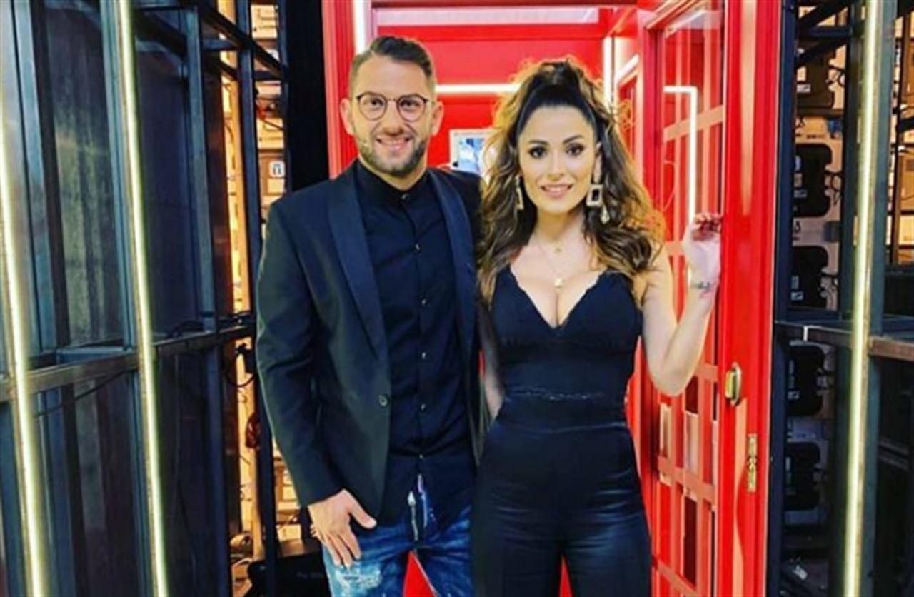 Olli Krogl e Alessia Macari