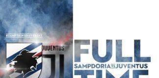 Sampdoria-Juventus
