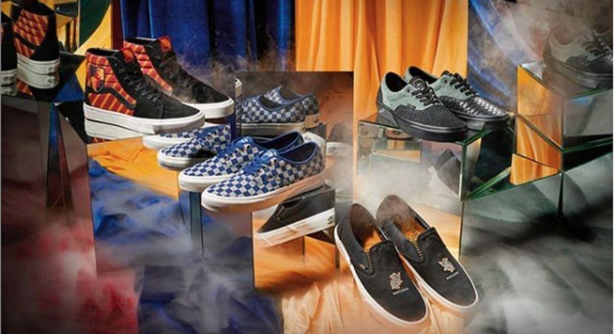 Vans: ecco le prime immagini della sneakers ispirate a Harry
