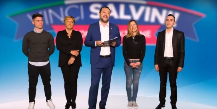Vinci Salvini a Firenze Montanari Libia Emilio Mola Russia Fondi Russi Lega