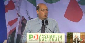 Partito Democratico, Zingaretti si dimette dal ruolo di segretario