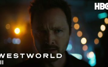 Westworld 3 Aaron Paul