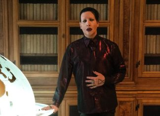 Marilyn Manson e Sharon Stone entrano nel cast di The New Pope