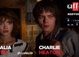Charlie Heaton Natalia Dyer Giffoni 2019
