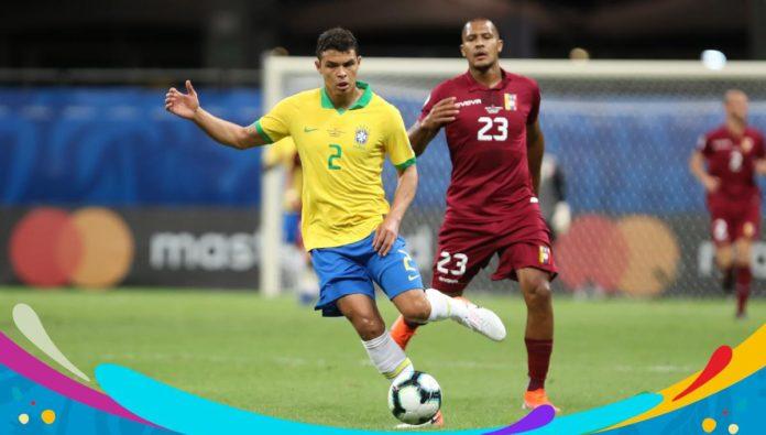 Brasile-Venezuela