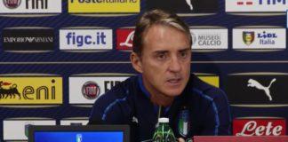 Italia, Mancini