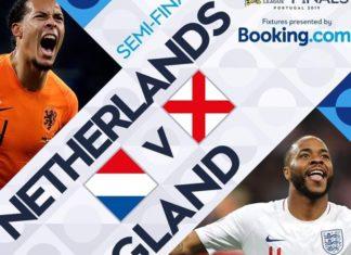 Olanda-Inghilterra