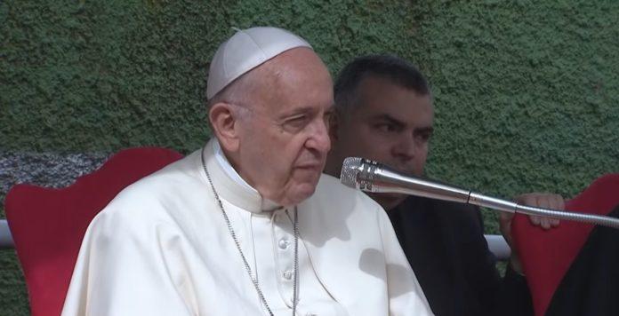 papa Francesco Conte